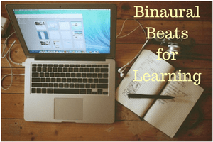 Binaural Beats for Learning