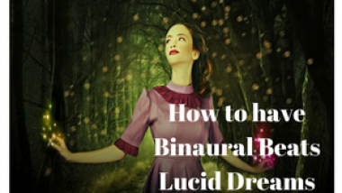 Binaural Beats Lucid Dreams