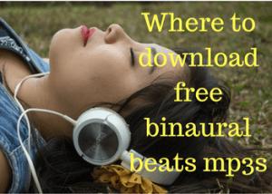 download free binaural beats mp3s
