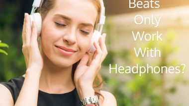 Do binaural beats only work with headphones?