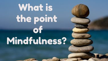 what is the point of mindfulness