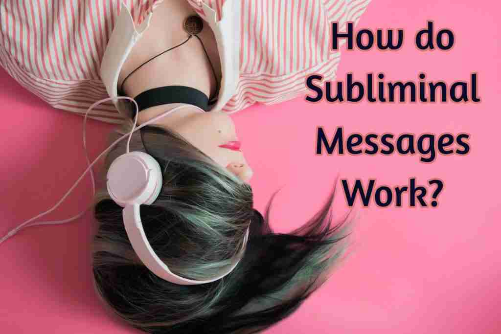 How do subliminal messages work